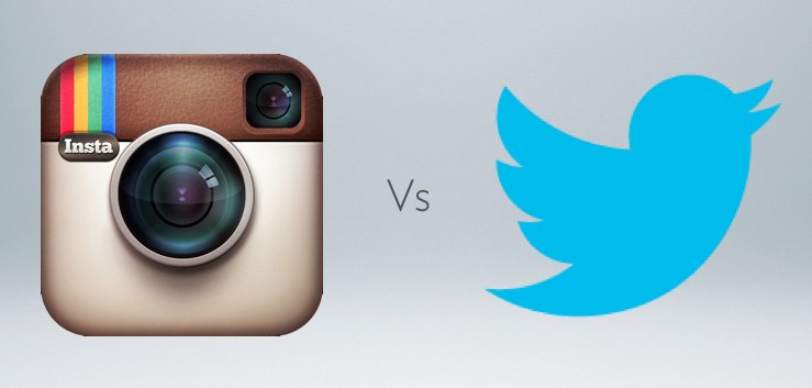 Twitter vs Instagram – Let the showdown begin!