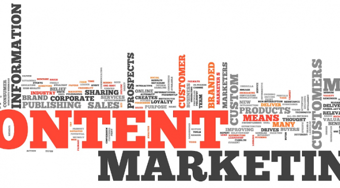 What is content marketing and how can it make you lots and lots of money?